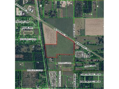 Dade City Residential Lots & Land For Sale: Highway 98 Highway