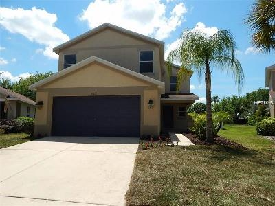 Riverview FL Single Family Home For Sale: $235,000