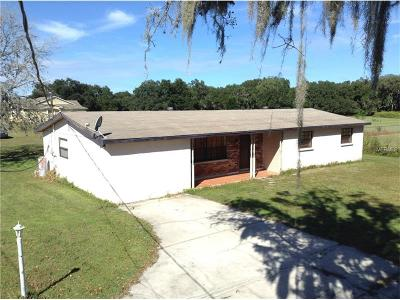 Hernando County, Hillsborough County, Pasco County, Pinellas County Single Family Home For Sale: 7120 Dickey Avenue