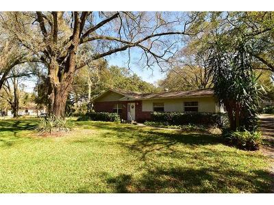 Tampa Single Family Home For Sale: 5469 Eureka Springs Road