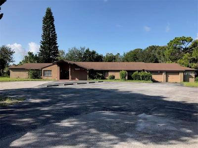 Pasco County Commercial For Sale: 13939 Lakeshore Boulevard