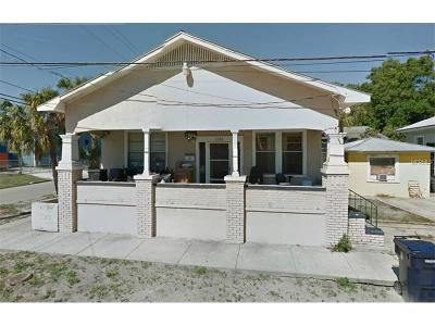 Hillsborough County Single Family Home For Sale: 1302 N 24th Street