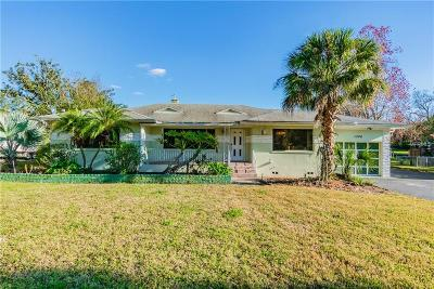 Tampa Single Family Home For Sale: 1306 Alicia Avenue