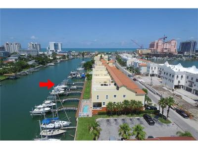Clearwater Beach Townhouse For Sale: 161 Brightwater Drive #6