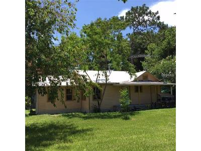 Dade City Single Family Home For Sale: 33408 Trilby Road