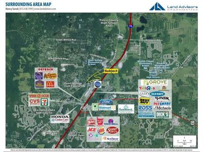 Wesley Chapel Residential Lots & Land For Sale: Old Pasco Road