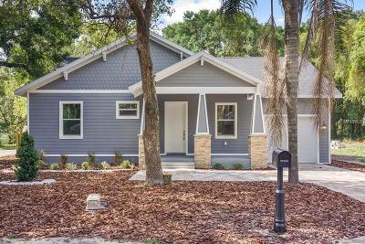 Tampa Single Family Home For Sale: 1215 E Chelsea Street #1