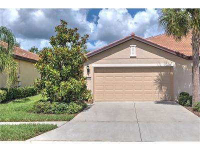 Apollo Beach Villa For Sale: 5509 Sunset Falls Drive