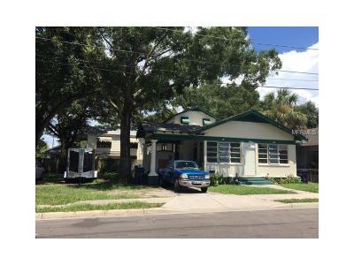 Hillsborough County Single Family Home For Sale: 3515 N 9th Street