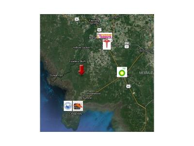 Levy County Residential Lots & Land For Sale: Tiger Island