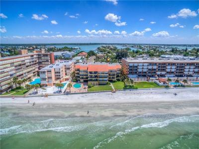 Redington Beach Condo For Sale: 16330 Gulf Boulevard #202