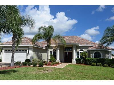 Weeki Wachee Single Family Home For Sale: 9203 Lake Cypress Loop