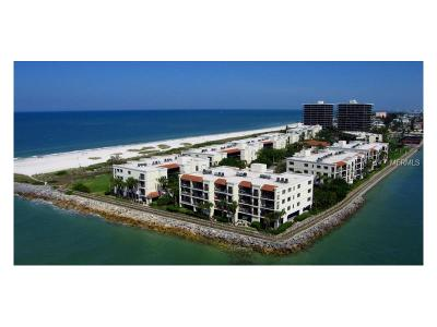Treasure Island Condo For Sale: 7532 Bayshore Drive #203