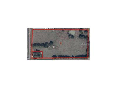 Hillsborough County, Pasco County, Pinellas County Residential Lots & Land For Sale: 3018 James L Redman Parkway