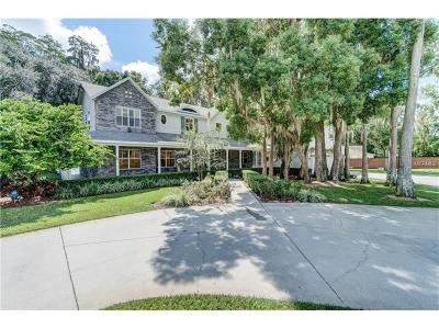 Tampa Single Family Home For Sale: 15201 Leith Walk Lane
