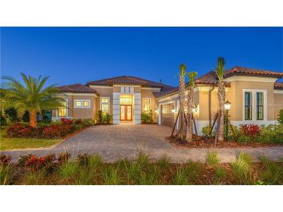 Bradenton Single Family Home For Sale: 13105 Malachite Drive