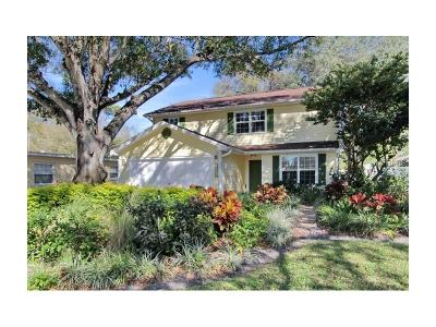 Tampa Single Family Home For Sale: 4110 S Drexel Avenue