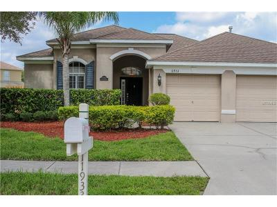 Hernando County, Hillsborough County, Pasco County, Pinellas County Single Family Home For Sale: 11933 Northumberland Drive