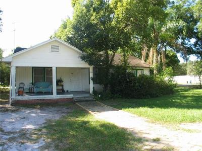 Tampa Single Family Home For Sale: 3110 W Lambright Street