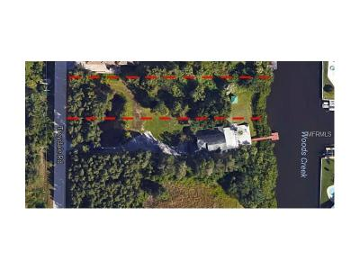Hernando County, Hillsborough County, Pasco County, Pinellas County Residential Lots & Land For Sale: 0 Troydale