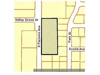 Residential Lots & Land For Sale: 1208 N Parsons Avenue