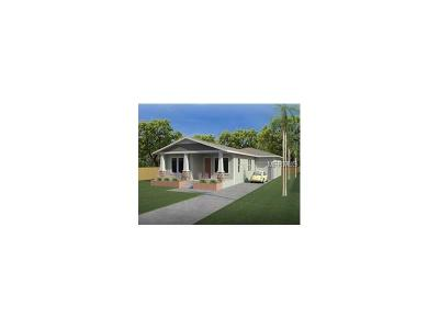 Hillsborough County Single Family Home For Sale: 1503 E Cayuga Street