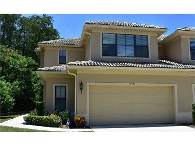 Palm Harbor Townhouse For Sale: 2576 Silverback Court