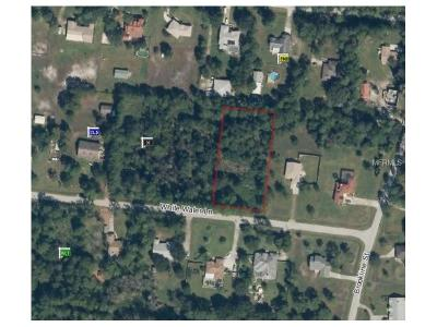 Wesley Chapel Residential Lots & Land For Sale: White Water Lane