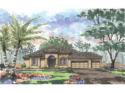 Sarasota Single Family Home For Sale: 4819 Vasca Drive