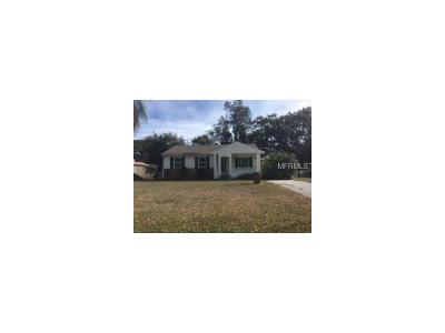 Hernando County, Hillsborough County, Pasco County, Pinellas County Single Family Home For Sale: 707 N Jefferson Avenue