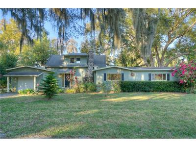 Tampa Single Family Home For Sale: 15418 Lake Magdalene Boulevard