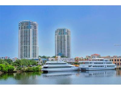 Slade At Channelside Condo, Towers Of Channelside Condo For Sale: 449 S 12th Street #1702
