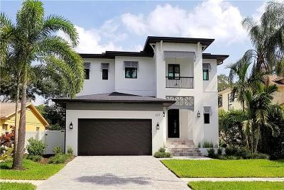Hillsborough County Single Family Home For Sale: 623 Bosphorous Avenue