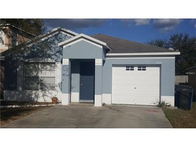 Seffner Single Family Home For Sale: 1004 Harvest Moon Drive