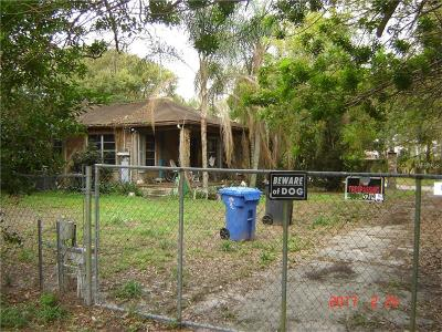 Tampa Single Family Home For Sale: 3620 Hudson Lane