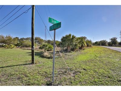 Ruskin Residential Lots & Land For Sale: 33rd & Teco Road
