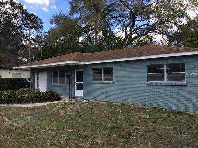 Single Family Home For Sale: 1409 W Linebaugh Avenue