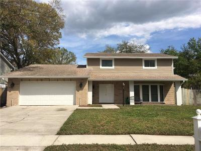 Tampa Single Family Home For Sale: 15601 Cashmere Lane