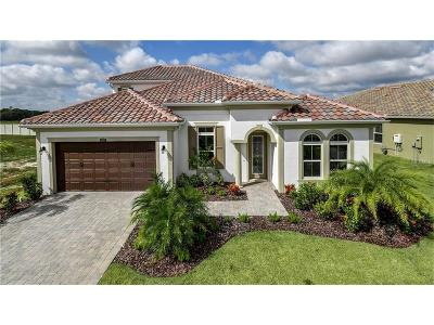Lakewood Ranch Single Family Home For Sale: 11925 Perennial Place