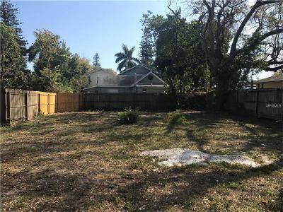 St Petersburg Residential Lots & Land For Sale: 8th Street N