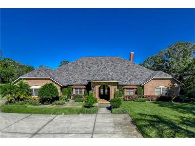 Tampa Single Family Home For Sale: 4901 Lowell Road
