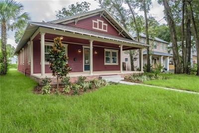 Tampa Single Family Home For Sale: 506 E Robles Street