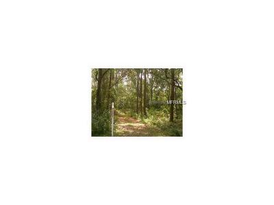 Hernando County, Hillsborough County, Pasco County, Pinellas County Residential Lots & Land For Sale: 0 Carr Drive