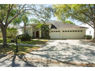 Tampa Single Family Home For Sale: 10014 Bennington Drive