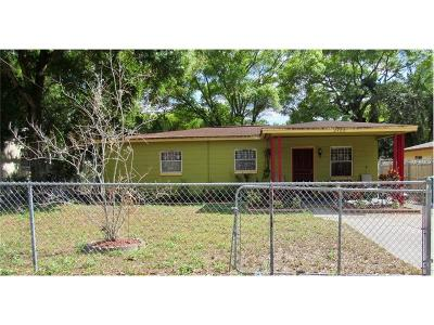 Tampa Single Family Home For Sale: 2409 E Cayuga Street