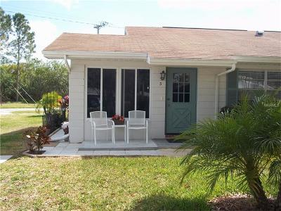 Hernando County, Hillsborough County, Pasco County, Pinellas County Rental For Rent: 1902 Dandridge Street #D3