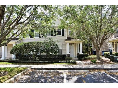 Seffner Townhouse For Sale: 10921 Black Swan Court