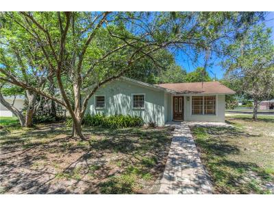 Hillsborough County Single Family Home For Sale: 10108 N Oakleaf Avenue