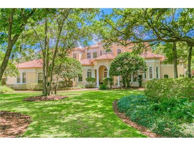 Clearwater, Cleasrwater, Clearwater` Single Family Home For Sale: 3001 Woodsong Lane