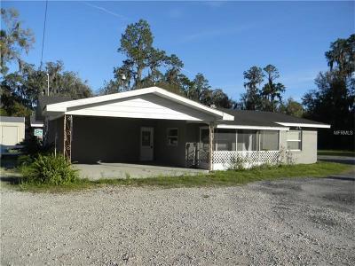 Single Family Home For Sale: 19525 Boyette Road